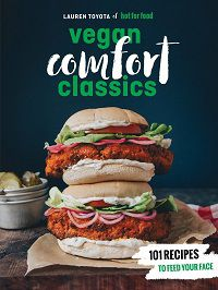 vegan comfort classics cover