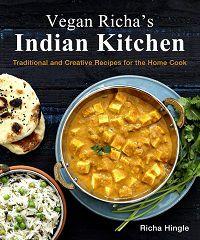 vegan richa's indian kitchen cover