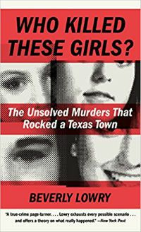 Who Killed These Girls Beverly Lowry Cover