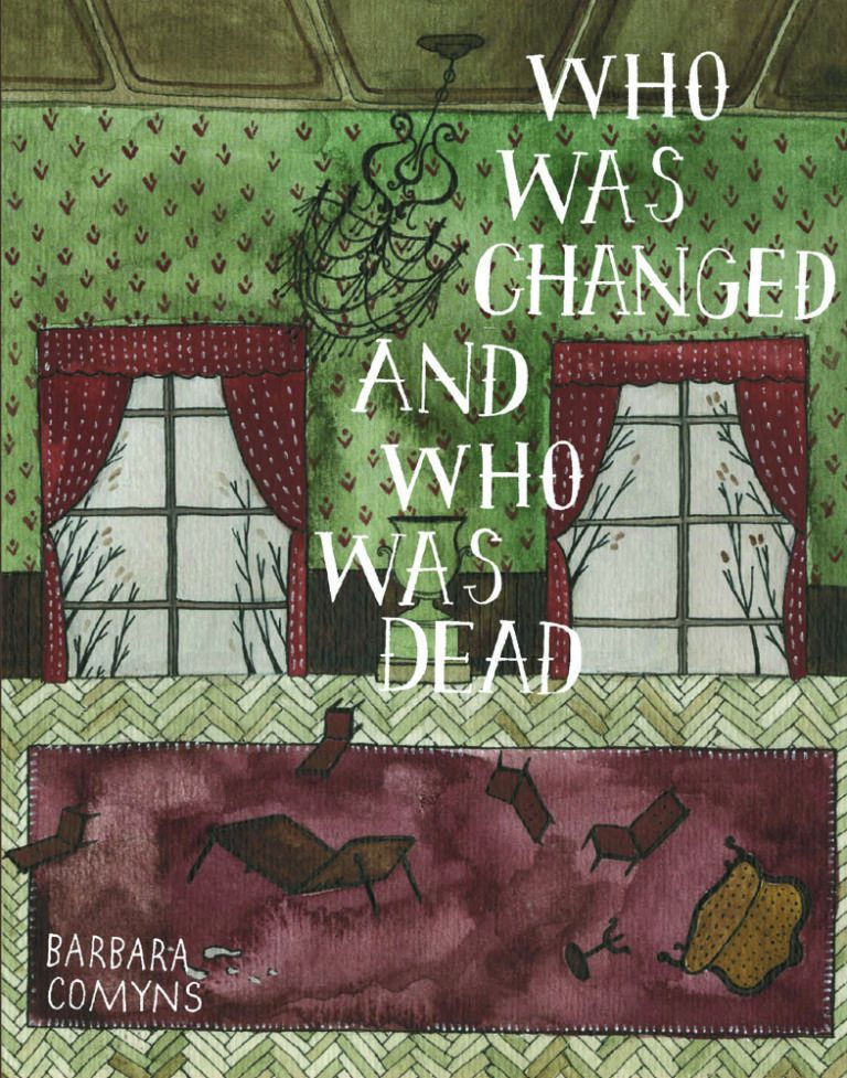 Who Was Changed and Who Was Dead cover