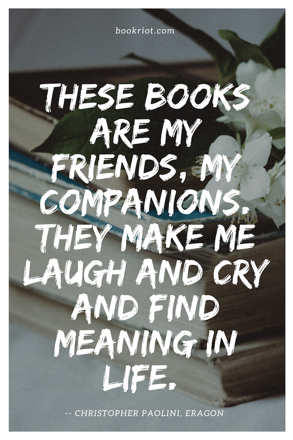 YA Quotes About Reading
