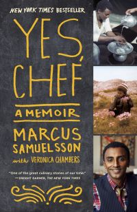 Yes, Chef by Marcus Samuelsson book cover