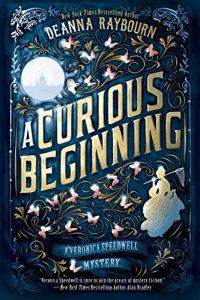 a curious beginning by deanna raybourn cover image