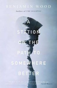 a station on a path to somewhere better cover