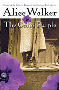 alice walker the color purple southern historical novels cover
