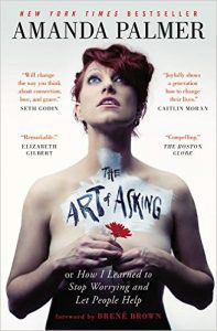 amanda palmer the art of asking cover books about music