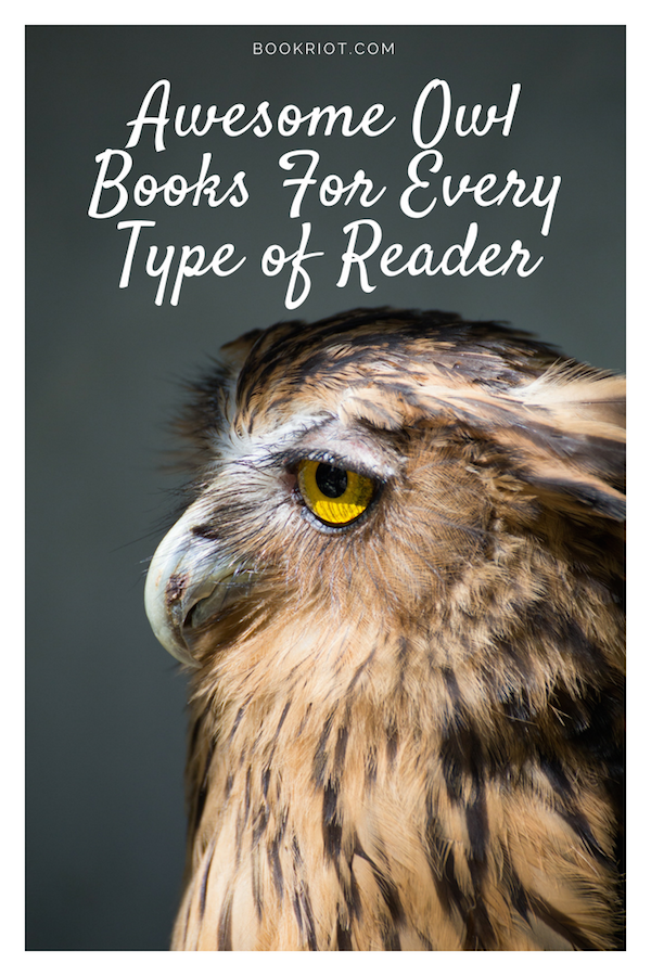 Owl Books For Every Kind Of Reader