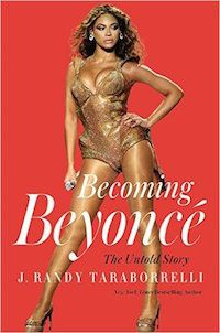 Becoming Beyonce Book Cover | 18 Books to Celebrate Black Music Month | BookRiot.com