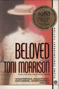 beloved toni morrison southern historical novels cover