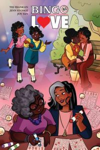 Bingo Love by Tee Franklin cover