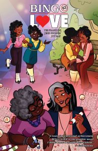 Bingo Love from 12 Kid-Friendly LGBTQ Comics | bookriot.com