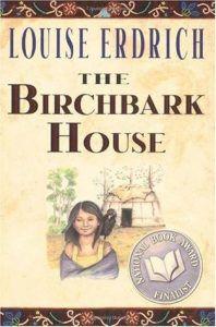 cover of birchbark house by louise erdrich