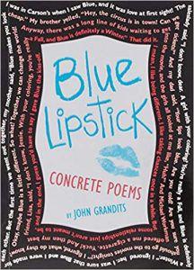 Blue Lipstick Book Cover