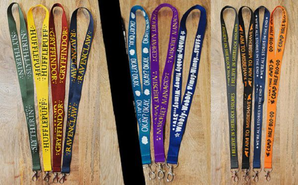 bookish lanyards 8