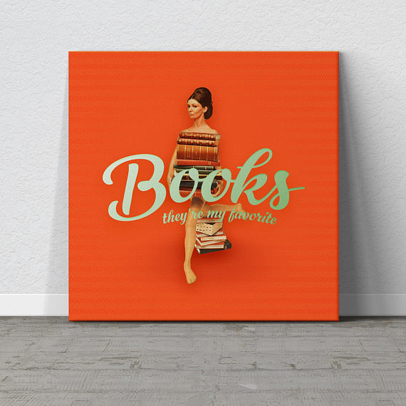 Book Wall Art That Will Turn Your Boring Spaces Into Literary Delights