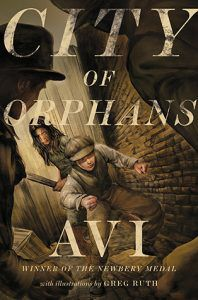 City of orphans cover