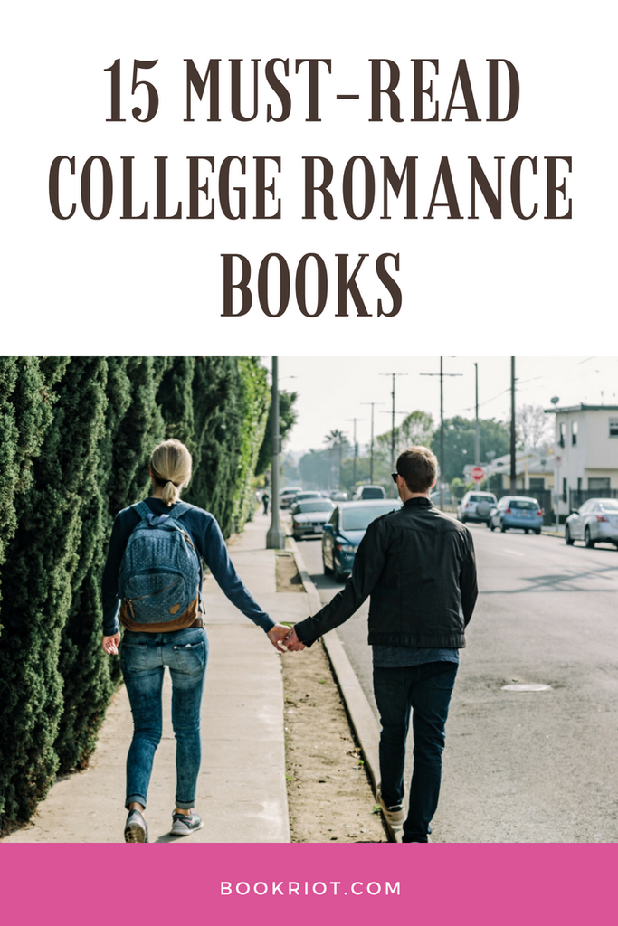 15 Must-Read College Romance Books