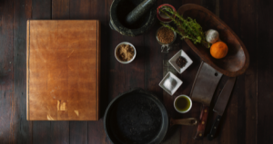 LGBTQ cooks and cookbooks