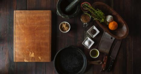 LGBTQ cooks and cookbooks