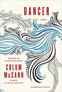 dancer colum mcannn cover books about music