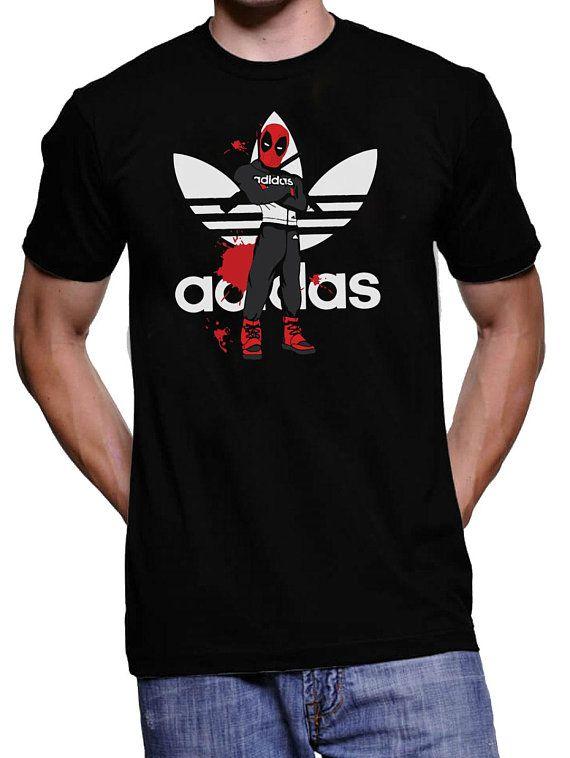 adidas deadpool tshirt