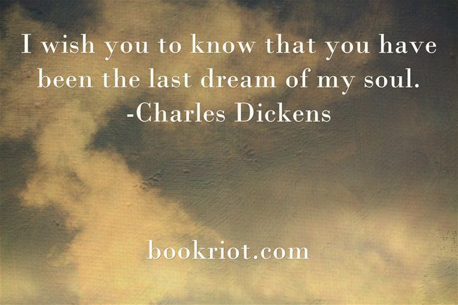 dickens wedding quote bookriot