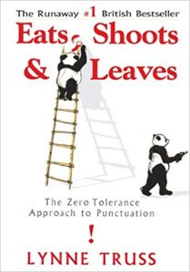 eats shoots and leaves book cover