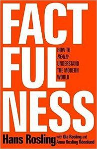 Factfulness by Hans Rosling as college graduation gift from Bill Gates