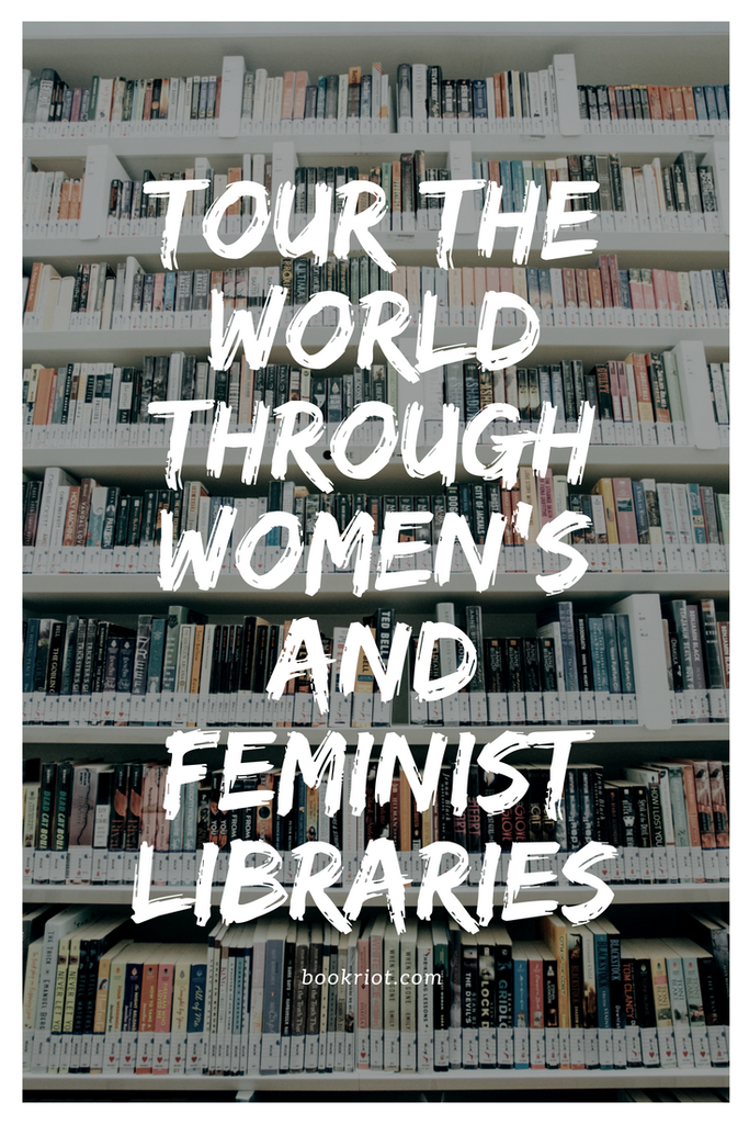 Awesome feminist libraries around the world