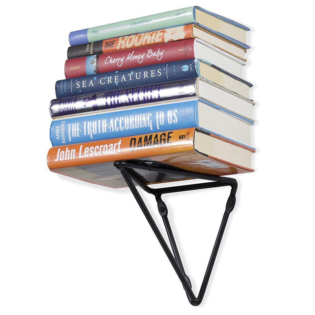 Some More Great Floating Bookshelves