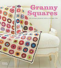 granny square vintage vibe cover