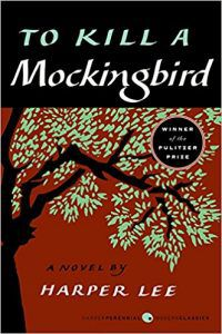 harper lee to kill a mockingbird southern historical novels cover