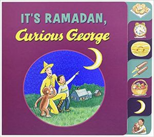 it's ramadan curious george cover