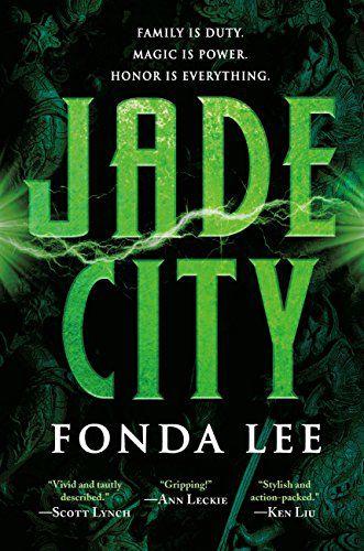 jade city by fonda lee book cover