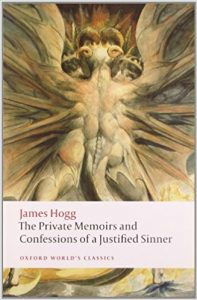 james hogg the private memoirs and confessions of a justified sinner cover psychological horror books