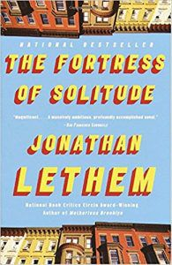 jonathan lethem fortress of solitude cover books about music