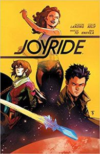 Joyride from 12 Kid-Friendly LGBTQ Comics | bookriot.com