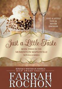 Just a Little Taste by Farrah Rochon cover