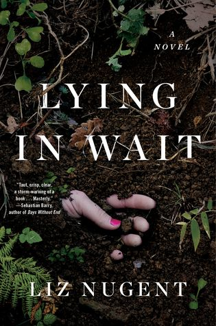 lying in wait by liz nugent cover