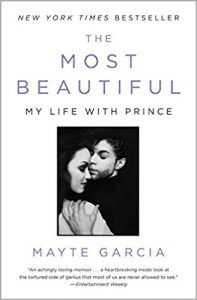 mayte garcia the most beautiful prince cover books about music