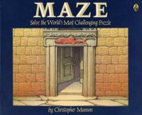 Maze: Solve the World's Most Challenging Puzzle by Christopher Manson