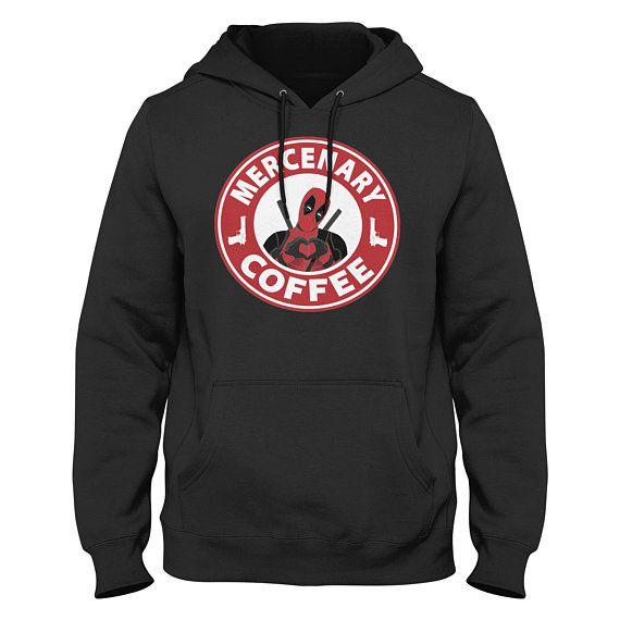 deadpool starbucks sweater