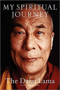 My Spiritual Journey by the Dalai Lama cover