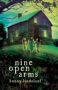 Nine Open Arms by Benny Lindelauf, translated by John Nieuwenhuizen, illustrated by Dasha Tolstikova