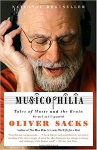 oliver sacks musicophilia cover books about music
