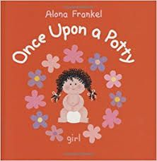 Once upon a potty book cover
