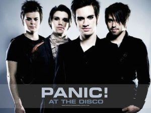 panic at the disco bookish moments
