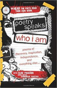 Poetry Speaks Who I Am Book Cover