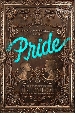 Pride by Ibi Zoboi cover image