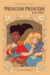 Princess Princess Ever After from 12 Kid-Friendly LGBTQ Comics | bookriot.com